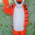 Custom made Winnie the Pooh and Tigger Too mascot costume for Christmas party