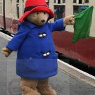 Custom made Paddington Bear mascot cartoon Costumes for Christmas and Halloween Party