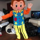 Custom made Mr. Tumble Mascot Costume Monkey mascot costume for Birthday party