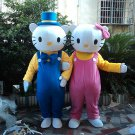 Custom made Hello Kitty Mascot Costume for Birthday party