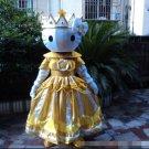 Custom made Hello Kitty Mascot Costume for Birthday party