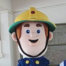 Custom made fireman sam mascot Costumes for birthday party
