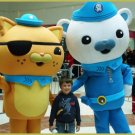 Custom made Octonauts mascot costume for party