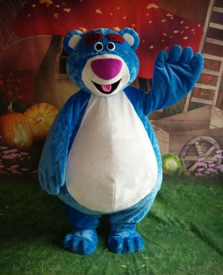 Customized Baloo Bear mascot costumes  for party Halloween Costumes