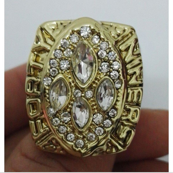 High Quality 1989 San Francisco 49ers Super Bowl Championship Replica Ring-Free Shipping