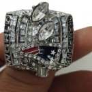 High Quality 2003 New England Patriots Super Bowl Championship Replica Ring-Free Shipping