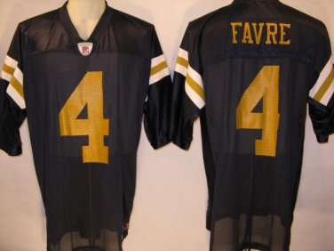 new style 12739 a4a6c Brett Favre New York Jets NY TITANS Throwback 2XL Reebok ...