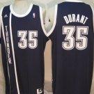 Kevin Durant Oklahoma City Thunder Adidas XL Navy Blue Alternate Swingman Jersey