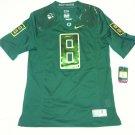 Oregon Ducks #8 (Marcus Mariota) Green-on-Green Large Nike Limited Jersey