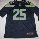 Richard Sherman Seattle Seahawks Large Home Nike Game Jersey