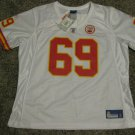 Jared Allen Kansas City Chiefs Women's XL White Reebok Premier Jersey