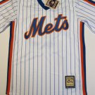 Mike Piazza New York Mets Majestic CoolBase Mens Small 1986 Cooperstown Classic Jersey