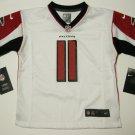 Julio Jones Atlanta Falcons Kids Medium White Nike Game Jersey