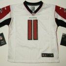 Julio Jones Atlanta Falcons Kids Large White Nike Game Jersey