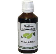 Focus ADDult - Adult ADD Formula, No Side Effects