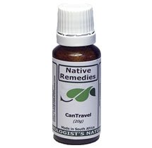 CanTravel - Herbal Remedy for Travel and Motion Sickness and Nausea