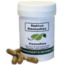 MemoRise - Memory Loss Medicine For Mature Adults
