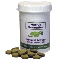 Natural Moves - Herbal Laxative Pills - Organic Supplement