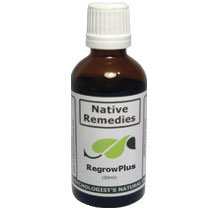 ReGrow Plus - Hair Regrowth Formula for Hairloss, Baldness, and Alopecia