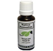 Throat and Tonsil Dr. - Natural Remedy For Tonsillitis, Pharyngitis, and Throat Infections