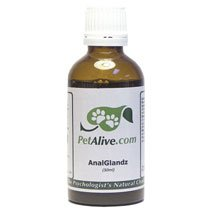 PetAlive AnalGlandz - Natural Pet Detox For Dogs And Cats