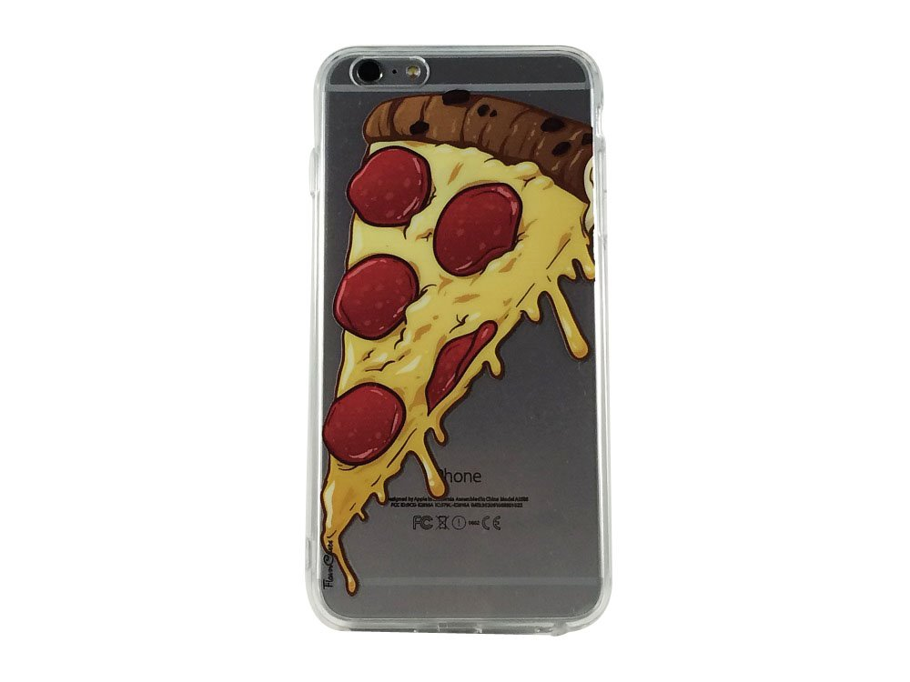 Slice of Happiness - New Pizza Cell Phone Case iphone 6 plus  ip6 plus