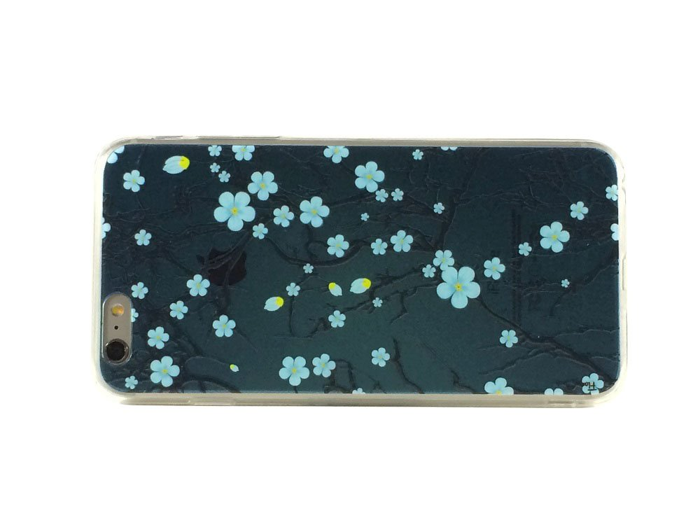 Winter Blossom Branches - New Blossom Flower Cell Phone Case iPhone 6 plus ip6 plus