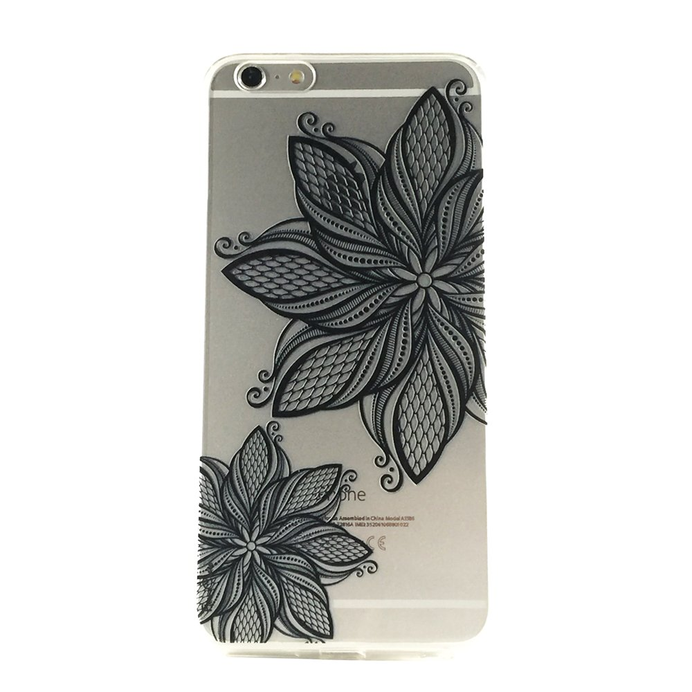 Flower of the Holy Night - New Floral Cell Phone Case iPhone 6 plus ip6 plus