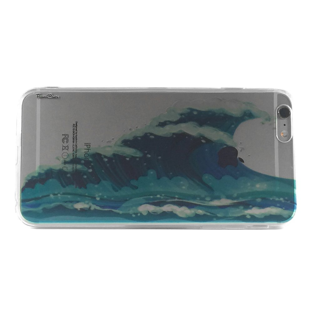 A-Frame - New Waves Surfers Cell Phone Case iPhone 6 ip6