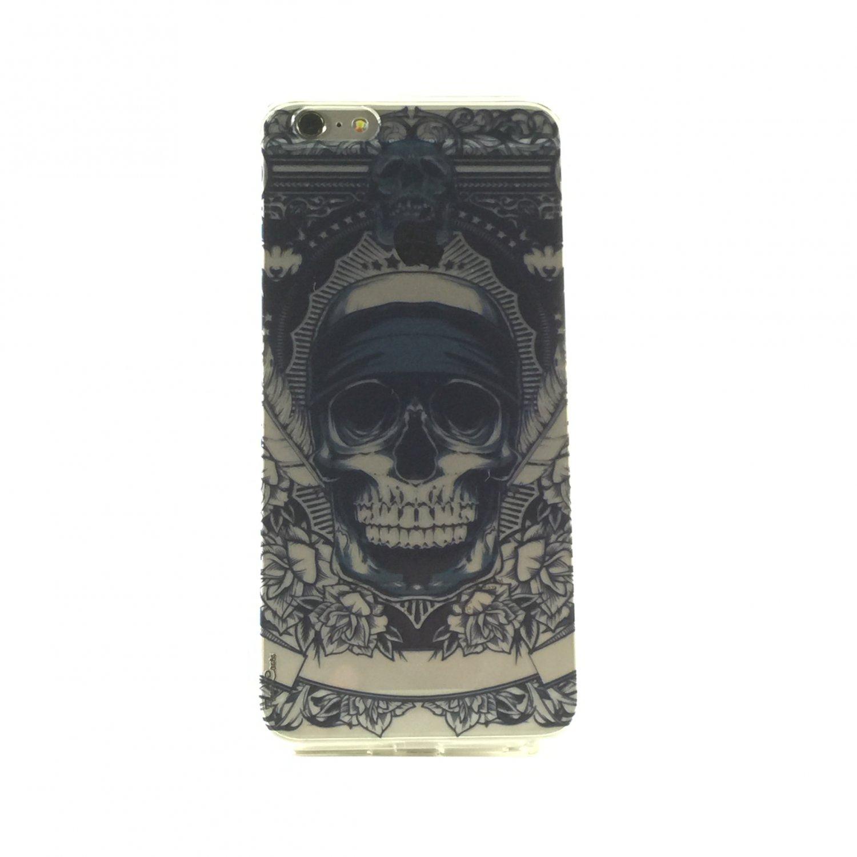 Skull of Anarchy - New Sugar Skull Skull Cell Phone Case iPhone 6 ip6