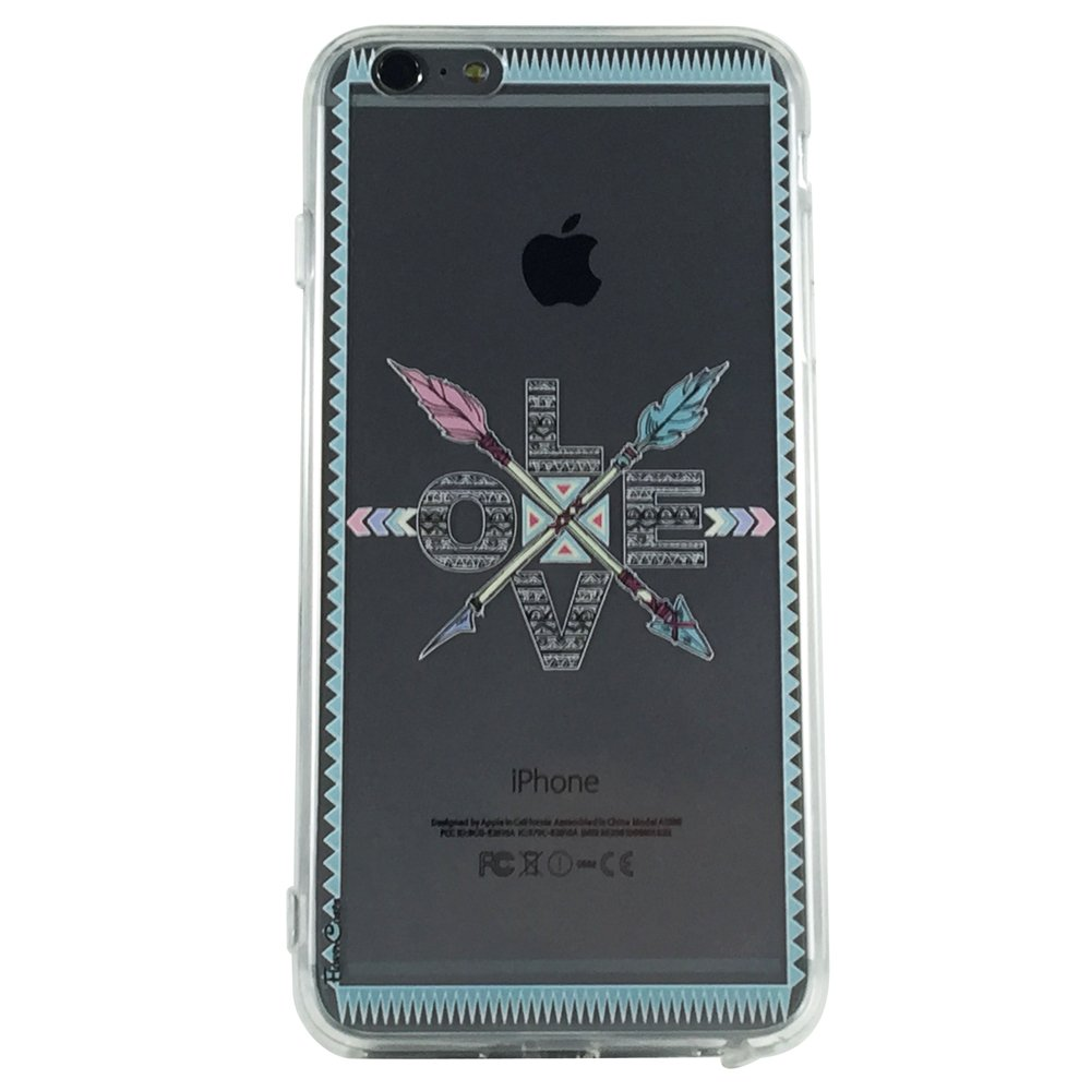 Love Struck - New Love Tribal themed letter Cell Phone Case iPhone 6 plus ip6 plus