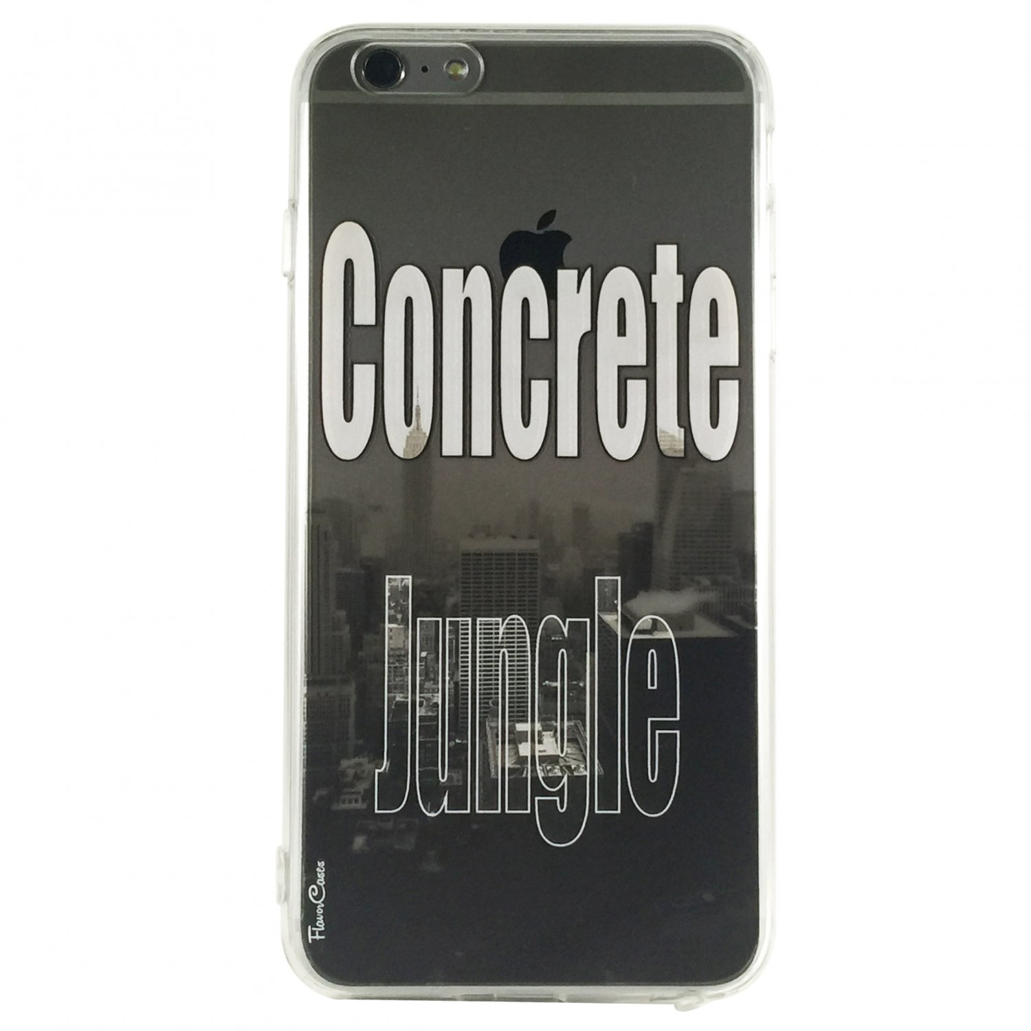 Concrete Jungle - New New York Jungle Cell Phone Case iPhone 6 plus ip6 plus