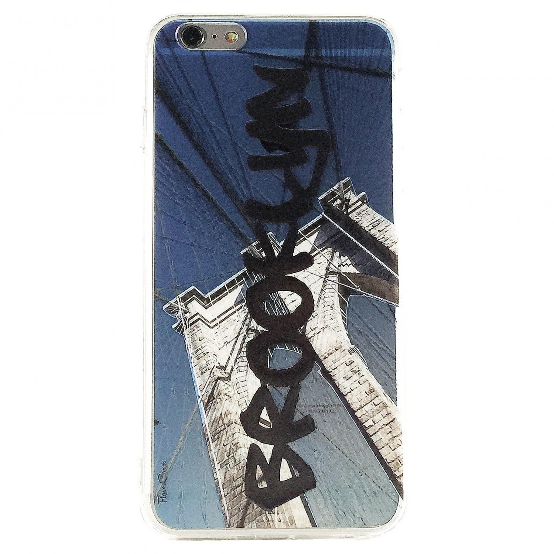 Brooklyn Bridge -New New York Brooklyn Bridge Cell Phone Case iPhone 6 plus  ip6 plus