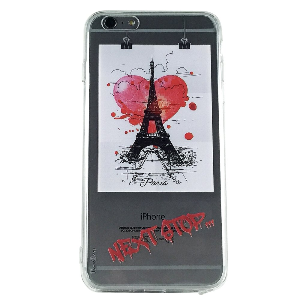 Next Stop Paris - New Paris Travel Cell Phone Cases iPhone 6 ip6