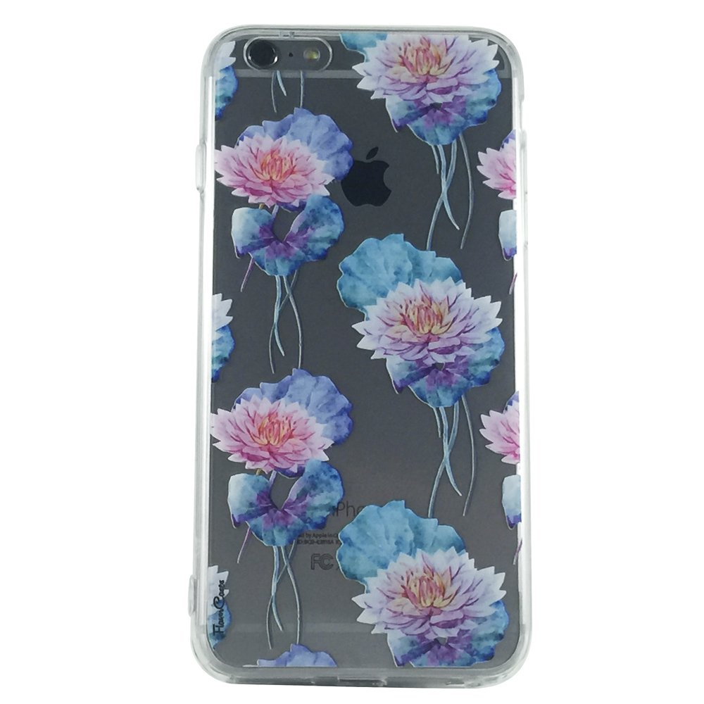 Parade Of Peonies - New Floral Peonies Cell Phone Case iPhone 6 plus ip6 plus