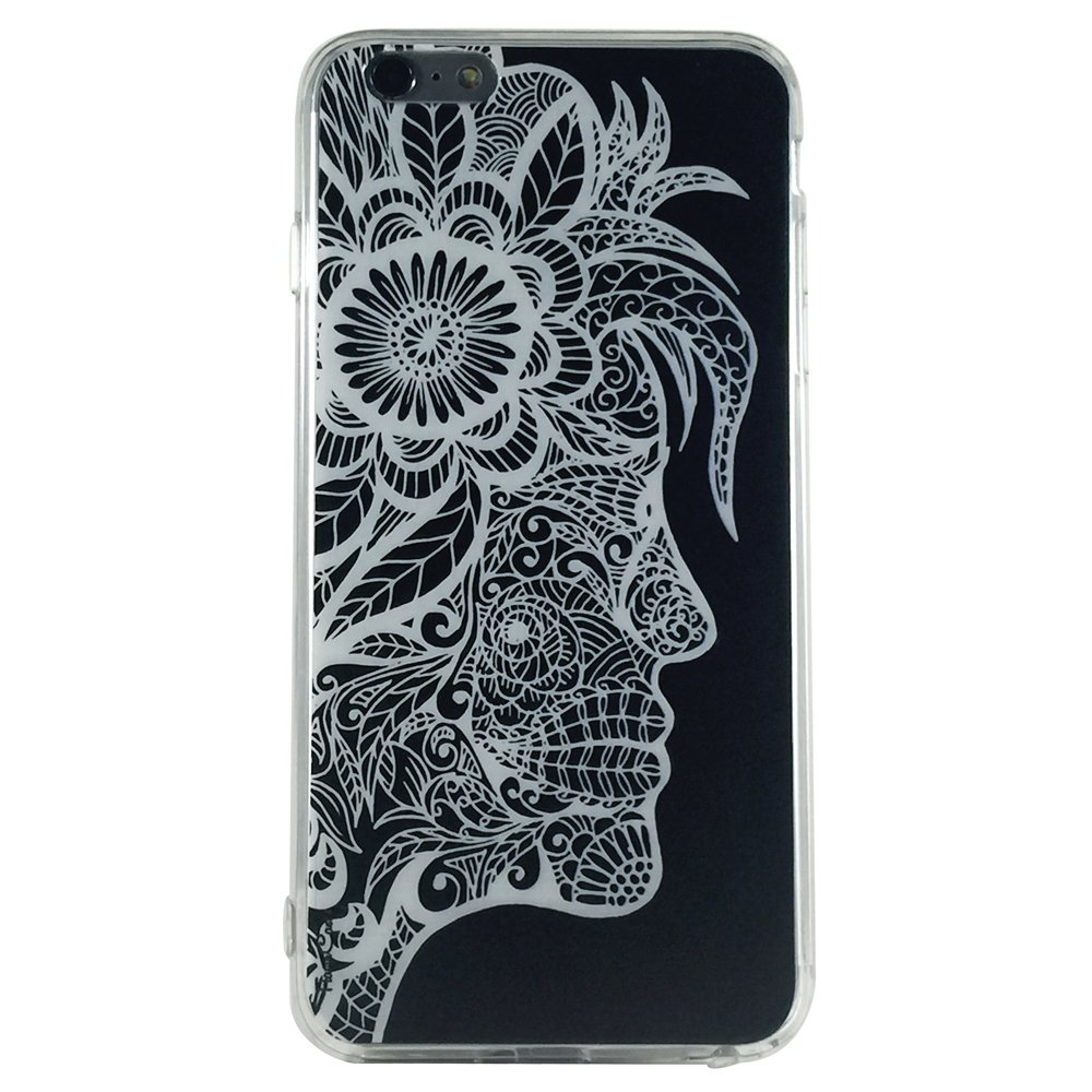 Mr. Paisley - New Henna / Patterns / Tribal Cell Phone Case iPhone 6 ip6