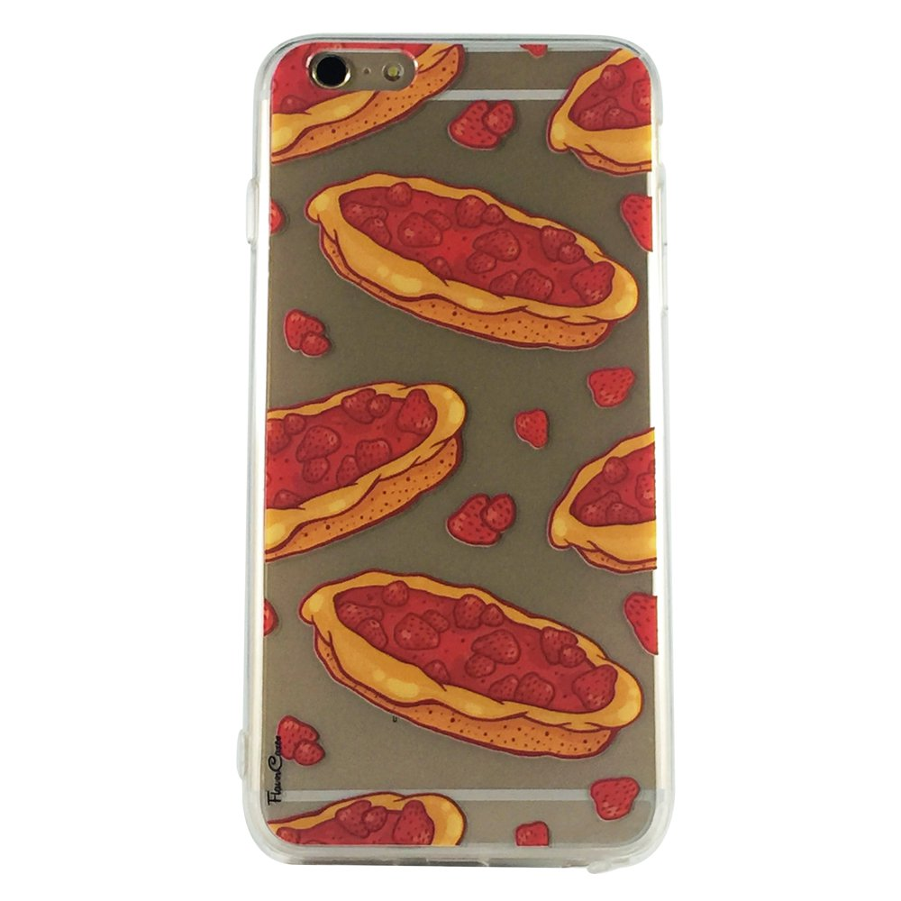 Nana 's Strawberry Pie -New Food Pie Cell Phone Case iPhone 6 ip6