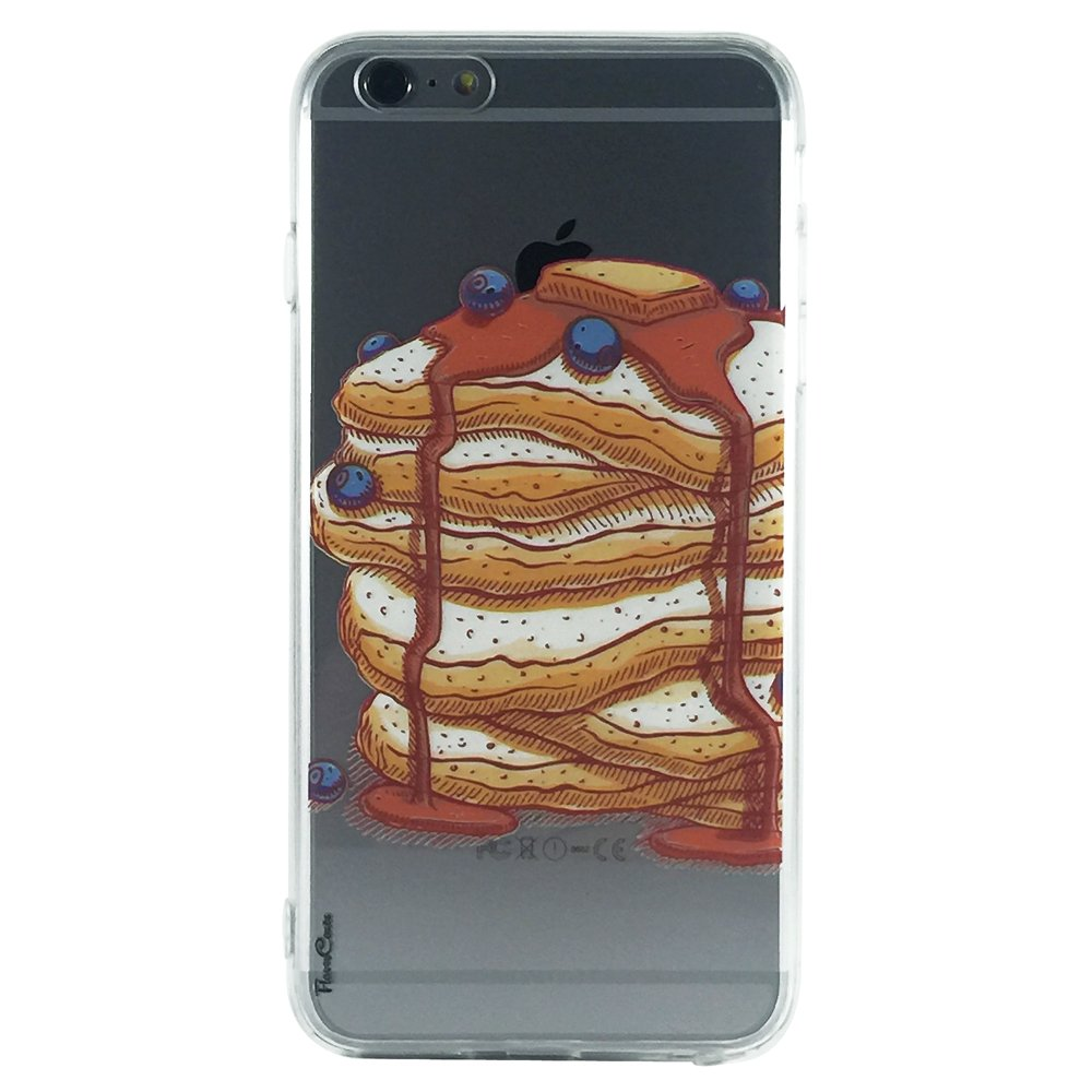 Soft Piece of Heaven - New Food Pancake Cell Phone Case iPhone 6 plus ip6 plus
