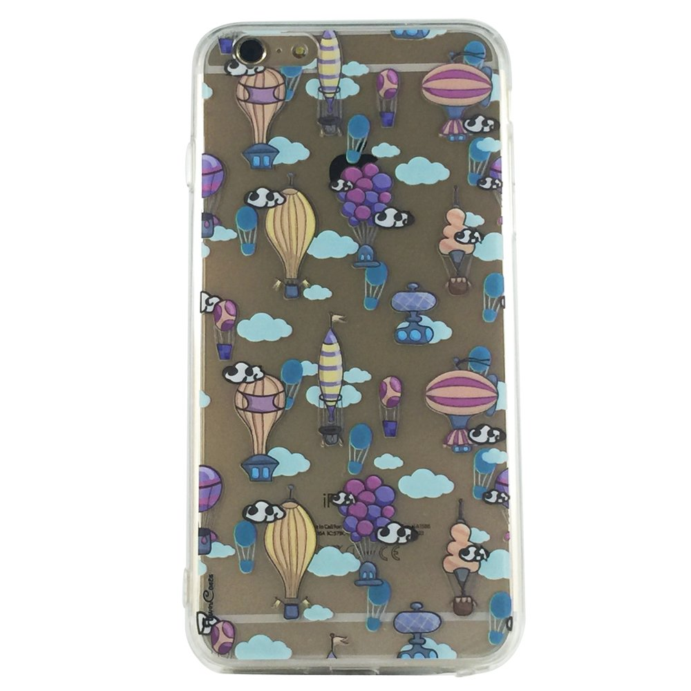Up Up & Away - New Love Travel Cell Phone Case iPhone 6 ip6