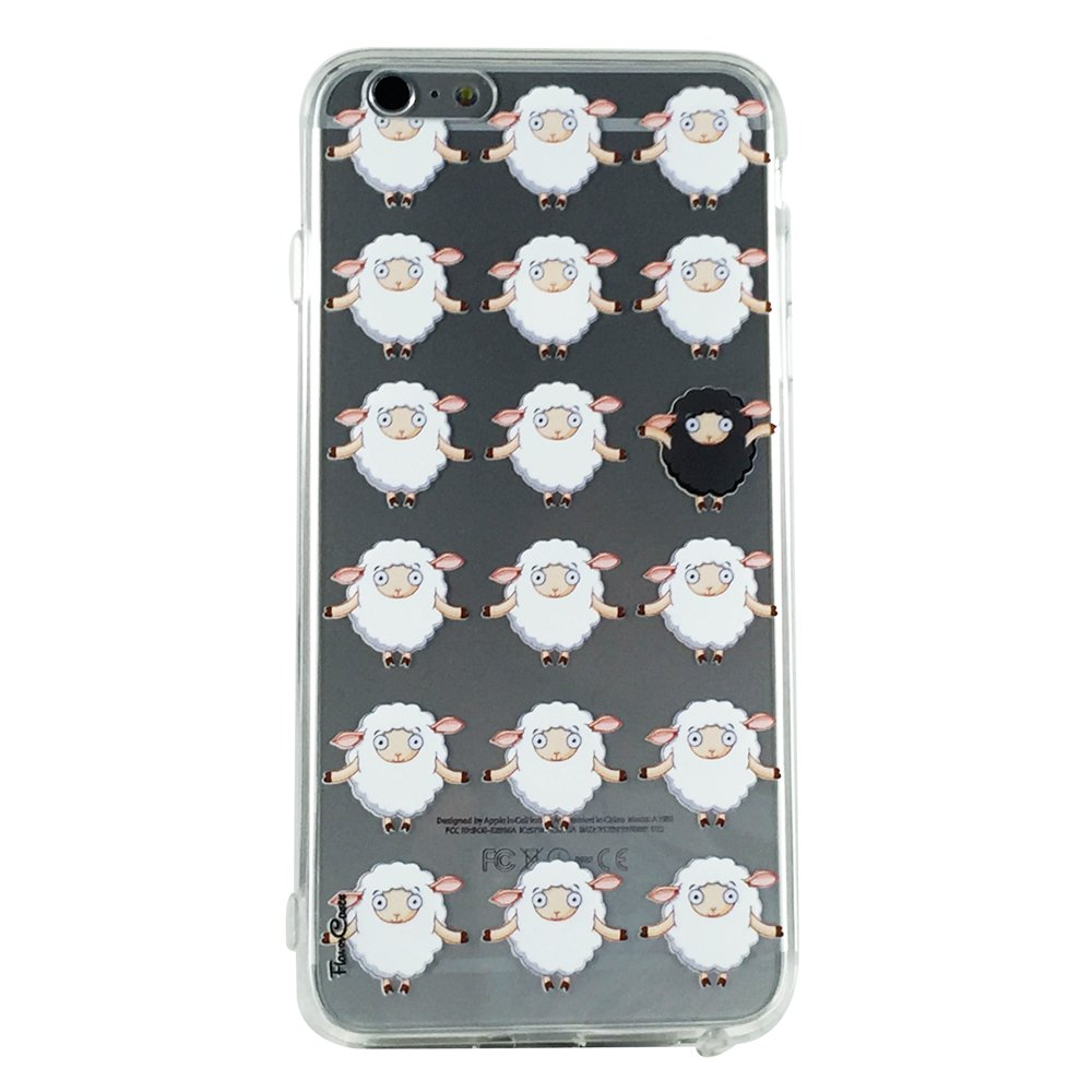 Baa Baa Black Sheep - New Animal Sheep Cell Phone Case iPhone 6 ip6