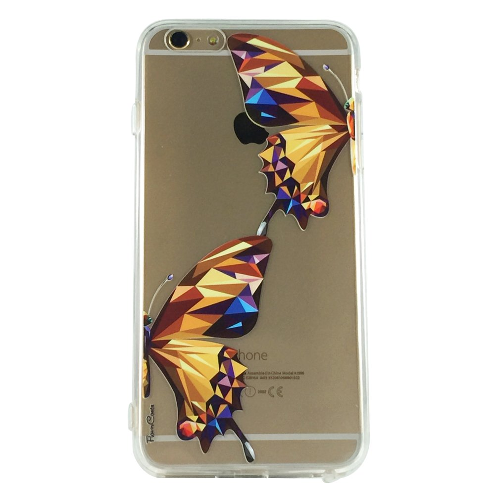 Butterfly Effect - New Animal Butterfly Cell Phone Case iPhone 6 ip6