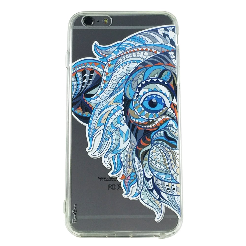 Monkey & Co - New Animal Monkey Pattern Cell Phone Case iPhone 6 plus ip6 plus