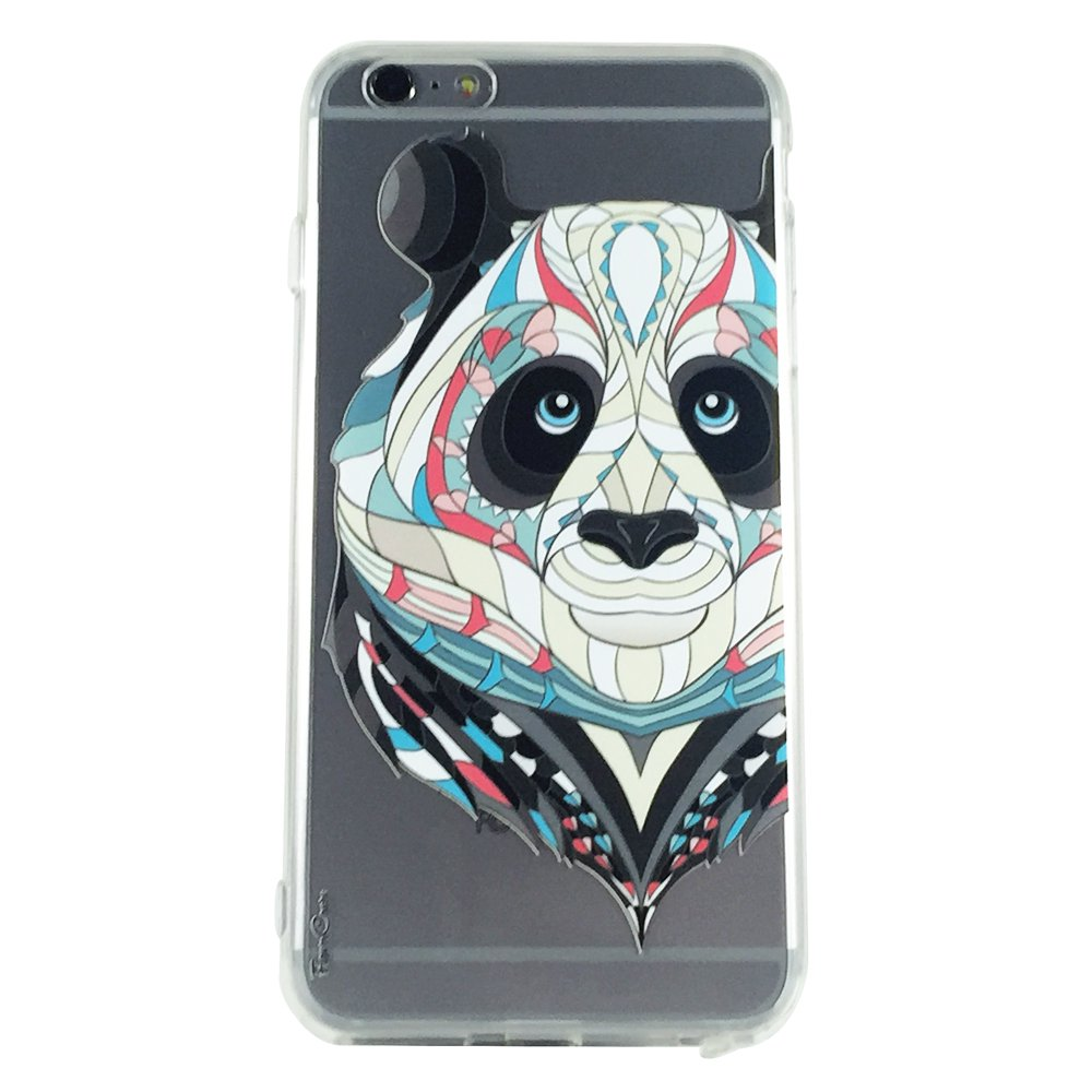 Panda & Co - New Panda Animals Pattern Cell Phone Case iPhone 6 plus ip6 plus