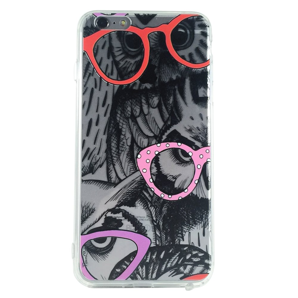 Wise Ones - New Animals Owls Cell Phone Case iPhone 6 plus ip6 plus