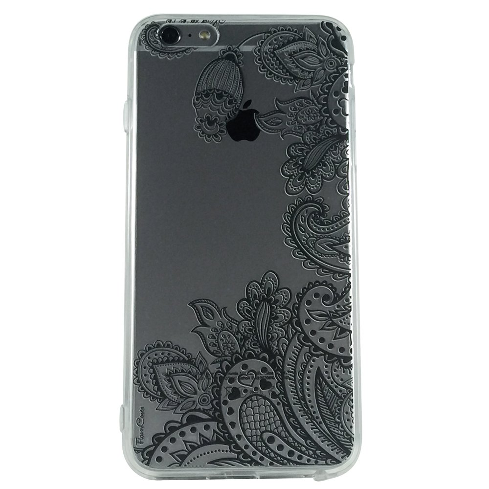 Paisley Pattern Type 1 - New Henna Pattern Cell Phone Case iPhone 6 plus ip6 plus