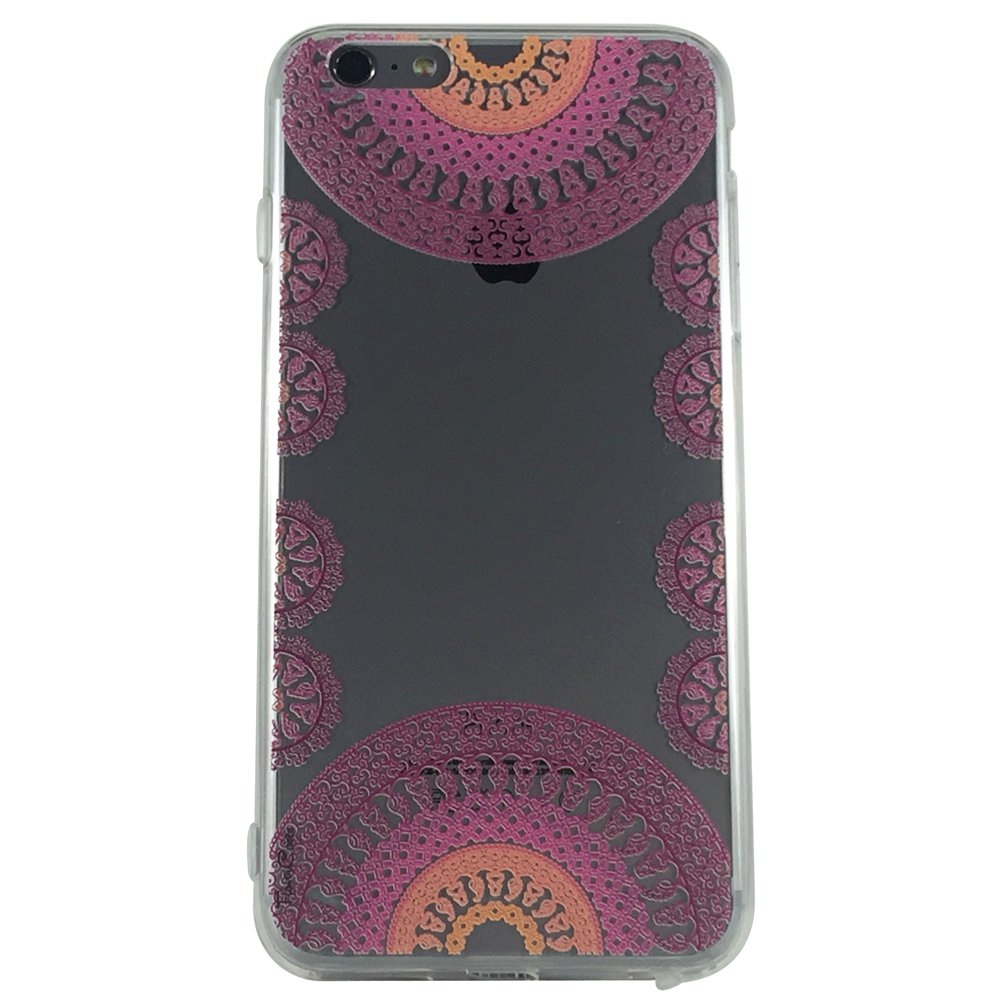 Colored Mandala -New Henna Pattern Cell Phone Case iPhone 6 plus  ip6 plus
