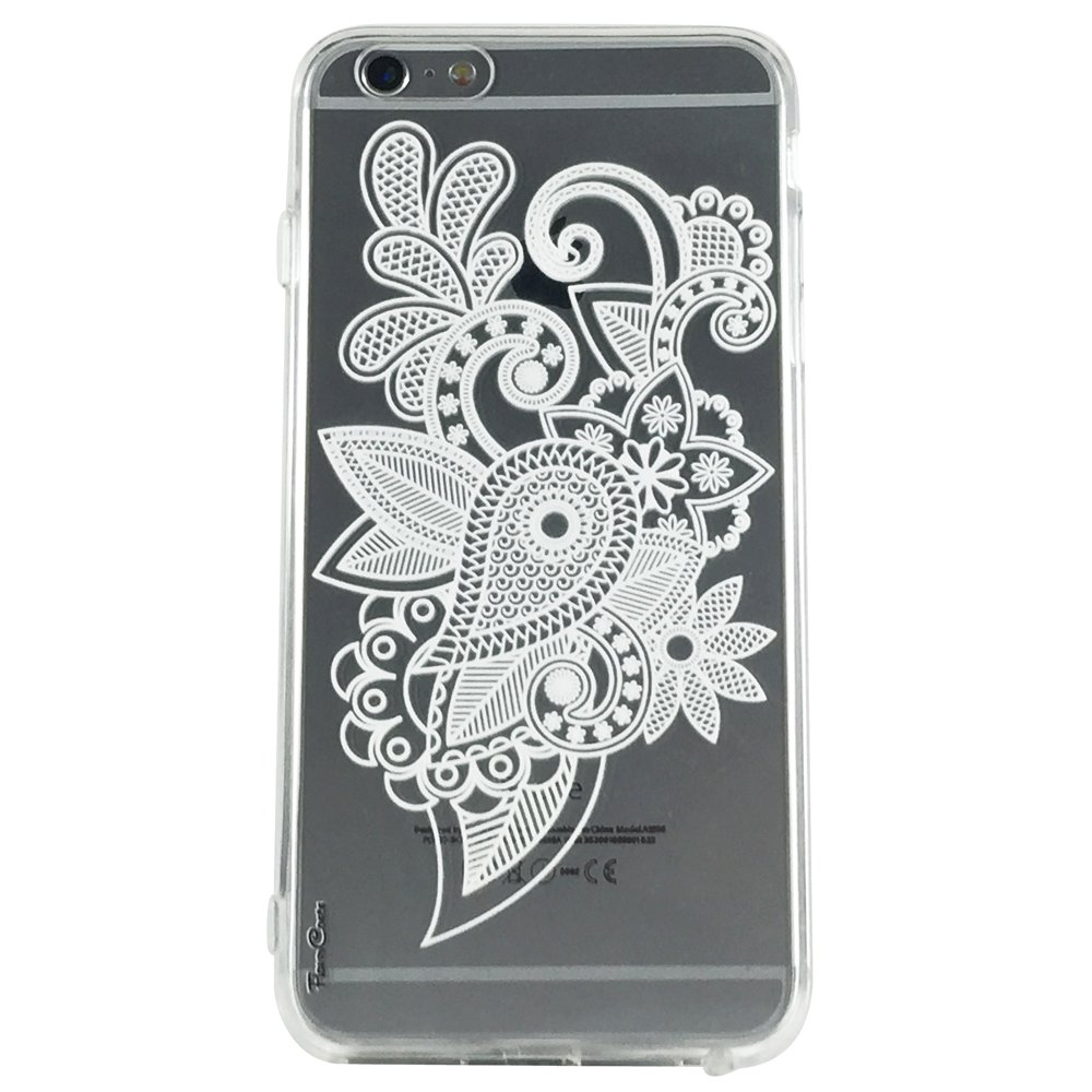 Mandala Pattern Type 11 - New Henna Pattern Cell Phone Cases iPhone 6 plus  ip6 plus