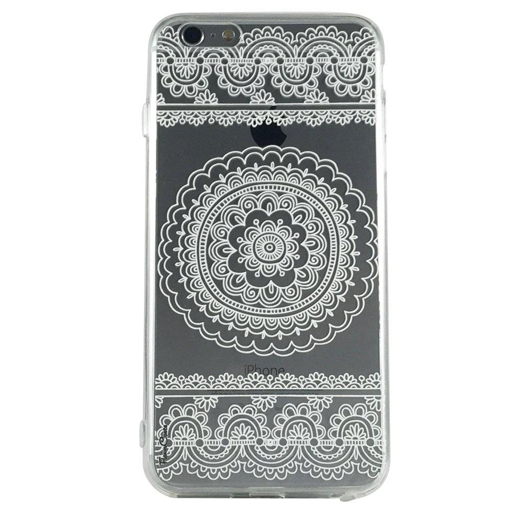 Mandala Pattern Type 9 -New Henna Pattern Cell Phone Case iPhone 6 plus ip6 plus
