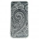 Mandala Pattern Type 3 - New Henna Mandala Cell Phone Case iPhone 6 plus ip6 plus
