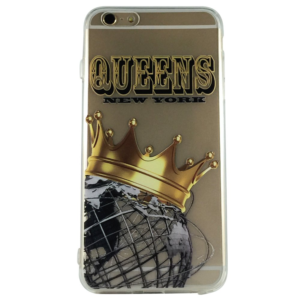 Queens New York - New Queens New York Travel Cell Phone Case iPhone 6 plus ip6 plus